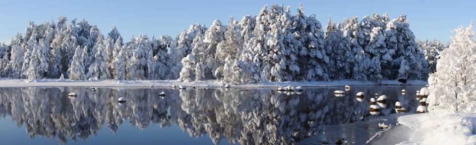 Loch Morlich in winter <span class='photocredit'>Photo: Neil Wakeling / inspirationalimage.co.uk</span>