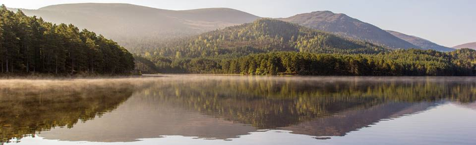 Loch an Eilein <span class='photocredit'>Photo: Neil Wakeling / inspirationalimage.co.uk</span>