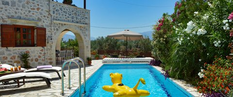 Self catering holiday home in Crete